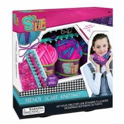 Obrázek Moderní pletení - šála