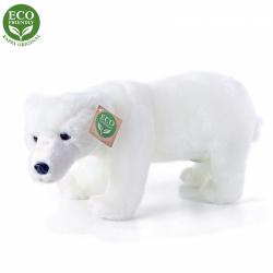 Obrázek Plyšový medvěd polární stojící 28 cm ECO-FRIENDLY
