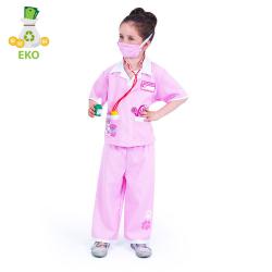Obrázek Dětský kostým Veterinářka (M) EKO
