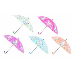 Obrázek Deštník jednorožec vystřelovací