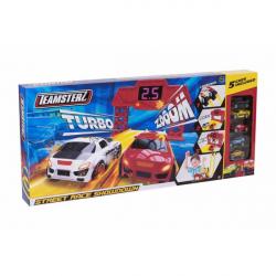 Obrázek Teamsterz street závodní dráha s 5 autíčky