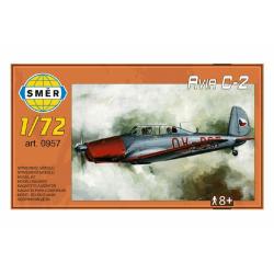 Obrázek Model Avia C-2 1:72 15,2x1,18 cm