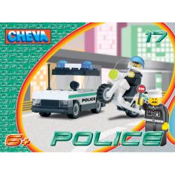 Obrázek Cheva 17 - Policejní hlídka