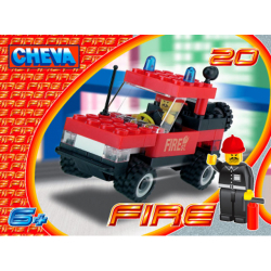 Obrázek Cheva 20 - Požární hlídka