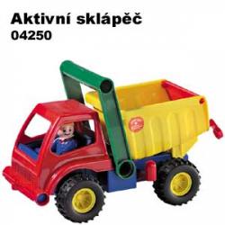 Obrázek Aktivní sklápěč - 27 cm
