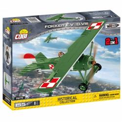 Obrázek Cobi 2976  Great War Fokker E.V (D. VIII)