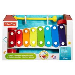 Obrázek Fisher Price zábavný tahací xylofon
