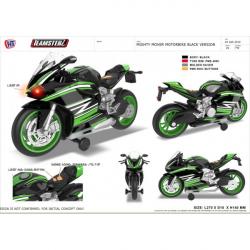 Obrázek Teamsterz motorka