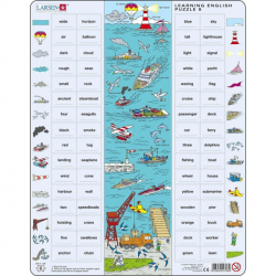 Obrázek Puzzle Hodina angličtiny 864 dílků
