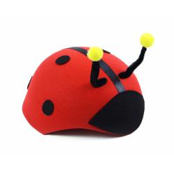 Obrázek klobouk beruška filc