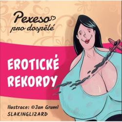 Obrázek Hříšné pexeso - Erotické rekordy