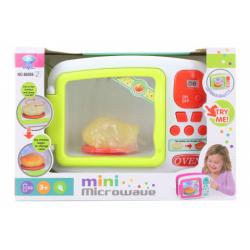 Obrázek Mikrovlnka na baterie - pečené kuře