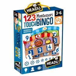 Obrázek HEADU: Montessori - Hmatové bingo
