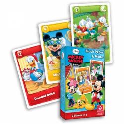Obrázek Karty Černý Petr - Mickey Mouse