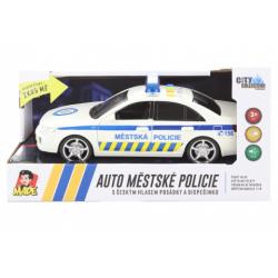 Obrázek Auto městská policie s českým hlasem