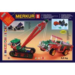 Obrázek MERKUR 8 stavebnice