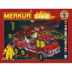 Obrázek Merkur Fire set