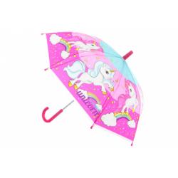 Obrázek Deštník Jednorožci manuální