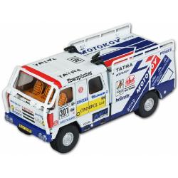 Obrázek Auto Tatra 812 rallye kov 18cm 1:43  Kovap