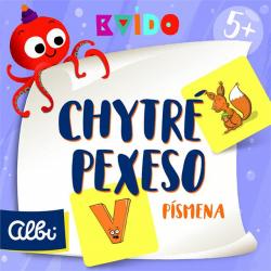Obrázek Chytré pexeso - Písmena - Kvído