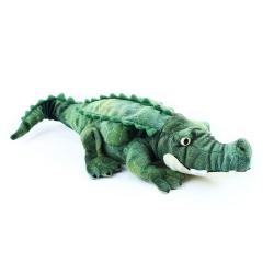 Obrázek plyšový krokodýl 45 cm