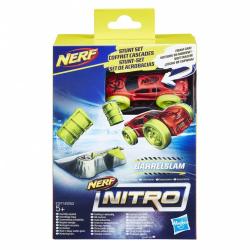 Obrázek Nerf Nitro náhradné autíčko a prekážka