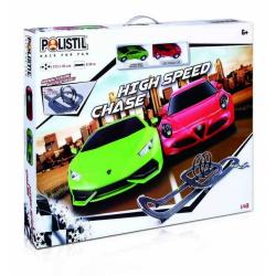 Obrázek Polistil Autodráha High Speed Chase Track Set 1:43