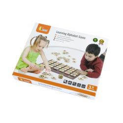 Obrázek Dřevěná hra - abeceda