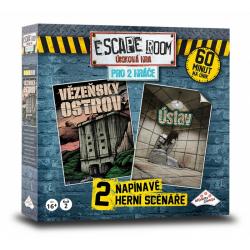 Obrázek ESCAPE ROOM pre 2 hráčov