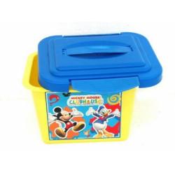 Obrázek Box úložný Mickey Disney plast 25x20x15cm