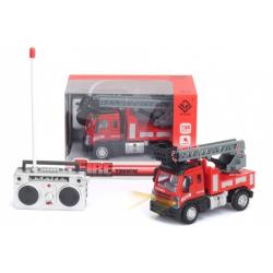 Obrázek Auto hasičské RC 1:64