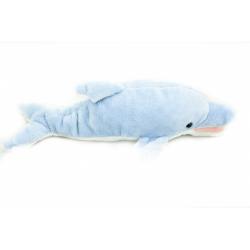 Obrázek Plyšový Delfín světle modrý 25 cm