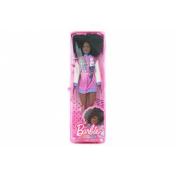 Obrázek Barbie Modelka - v letterman bundě GRB48 TV 1.4.- 30.6.2021
