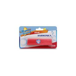 Obrázek Harmonika fúkacia plastová