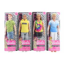 Obrázek Barbie Model Ken DWK44 - různé druhy