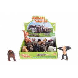 Obrázek Zvířátka safari