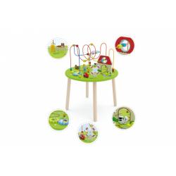 Obrázek Dřevěný hrací stoleček