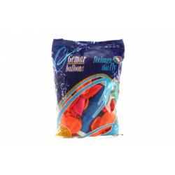 Obrázek Balonky fluorescenční 100 ks + pumpa