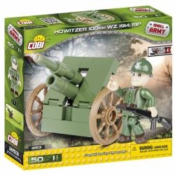 Obrázek Cobi 2153  Small Army Houfnice 100 mm Starachowice 50 kostek