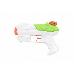Obrázek Vodní pistole stříkací plast 17cm 2 barvy 12ks v boxu