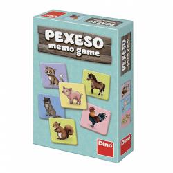 Obrázek zvieratká pexeso
