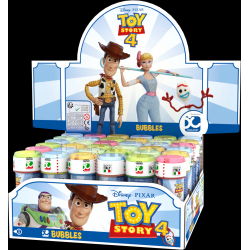 Obrázek Bublifuk Toy Story 4 60 ml