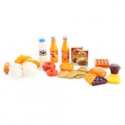 Obrázek Jídlo - snídaně v síťce