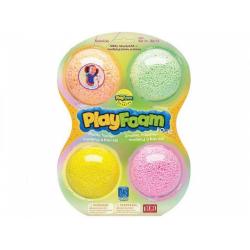Obrázek PlayFoam Boule 4pack - Třpytivé