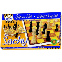 Obrázek Drevené šachy STEUTON - Detoa
