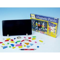 Obrázek Magnetické Puzzle Děti - Detoa