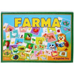 Obrázek Hra - Farma