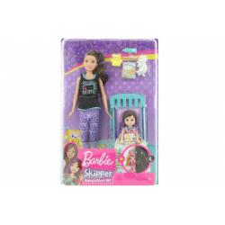 Obrázek Barbie Chůva herní set - sladké sny o/s GHV88