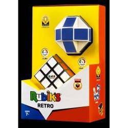 Obrázek Rubikova kostka sada retro had + kostka 3x3x3