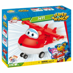 Obrázek Cobi 25122  Super Wings Jett 175 k